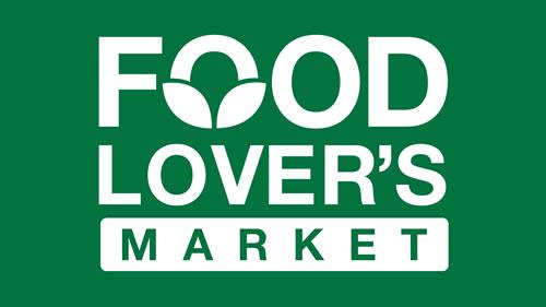 Logo For Food Lovers Market